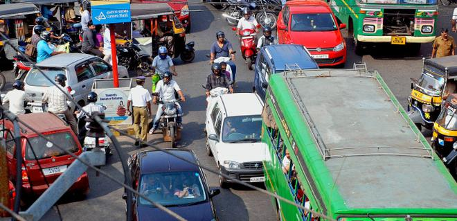 Image result for Centre takes up Rs 34,000 cr road projects to decongest Delhi: Government,