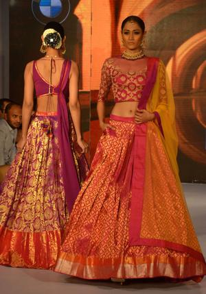 Luxury on the ramp for India Bridal Fashion Week - The Hindu