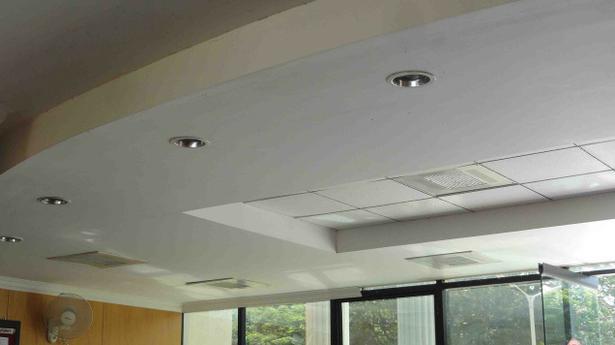 False Ceiling Design For Classroom ~ False roofing modern ceiling for living room