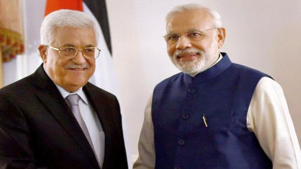 Modi to visit Palestine in February
