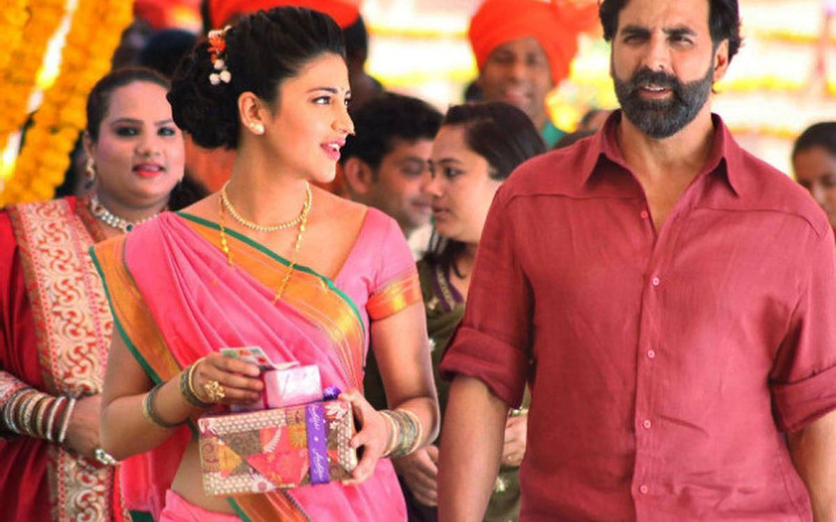 Gabbar Is Back Full Movie HD