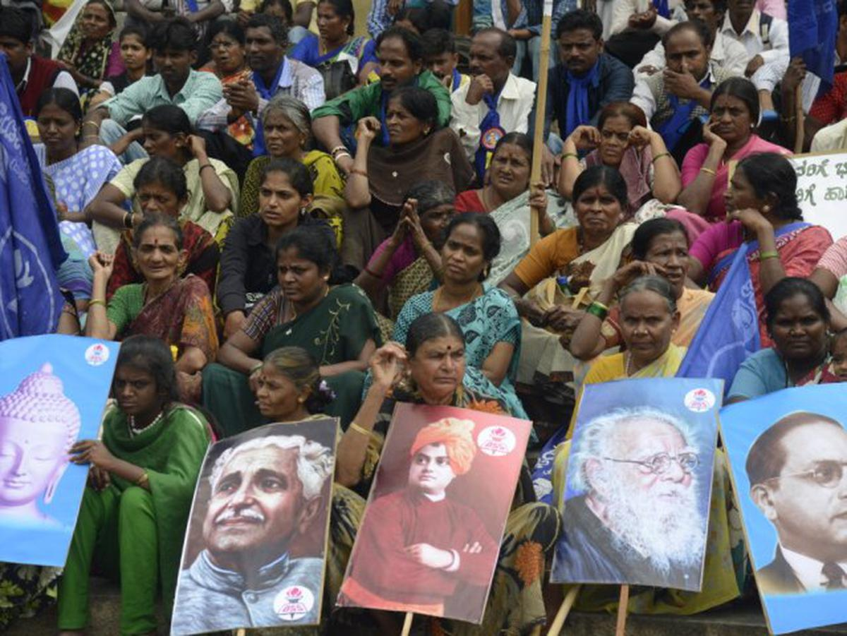 Dalit youth killed for keeping Ambedkar song as ringtone