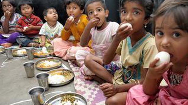 Eating Food After Malnourishment