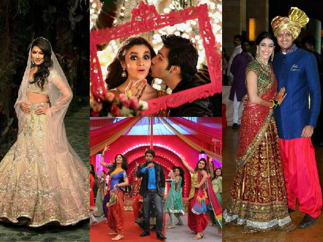 Band Baaja Baraat People Seem To Be Taking Inspiration From Films And Fashion Shows When Planning A Wedding Photos Special Arrangement