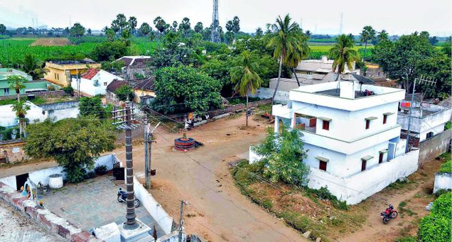 Lingayapalem to be nucleus of seed capital but theres no joy for the three villages where the seed capital of amaravati is coming upfile photos malvernweather Image collections