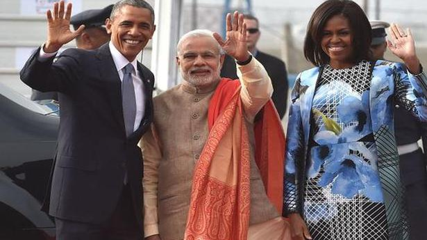Essay on barack obama visit to india