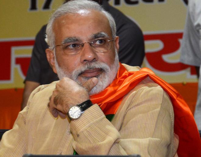 Pro-IS Twitter account targets Modi