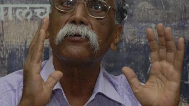 Marathi novelist bhalchandra nemade chosen for jnanpith award the marathi novelist bhalchandra nemade chosen for jnanpith award the hindu fandeluxe Images