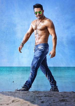 temper ntr at his best the hindu