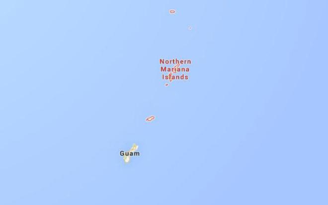 Tropical storm Bavi heading for Guam, Northern Marianas - The Hindu
