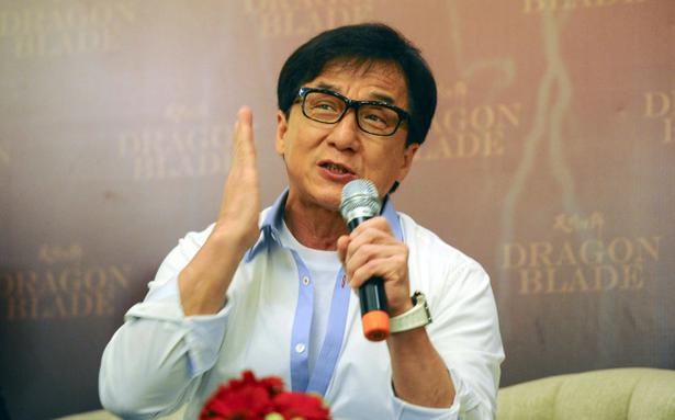Jackie Chan to record ...