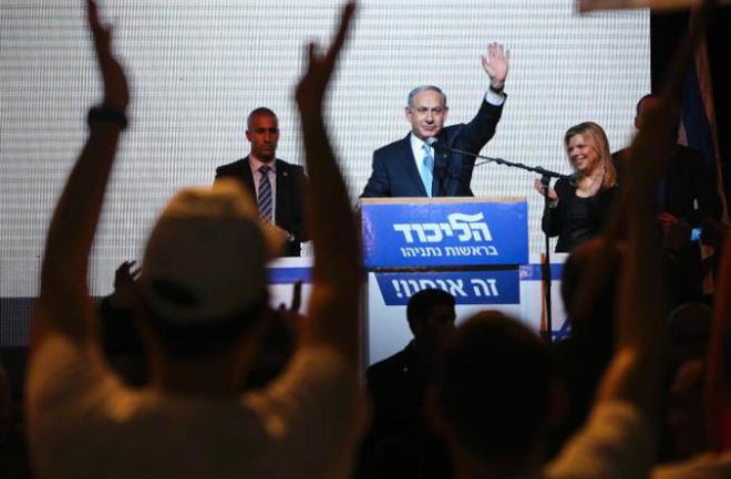 Netanyahu's Likud wins Israeli election