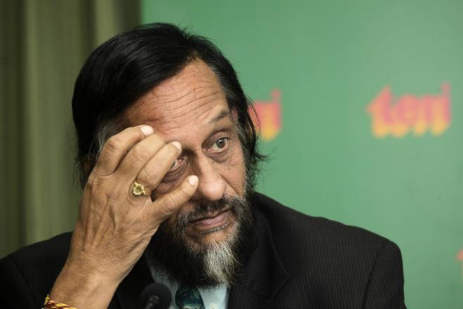 Pachauri r. k. sexual harrassment august