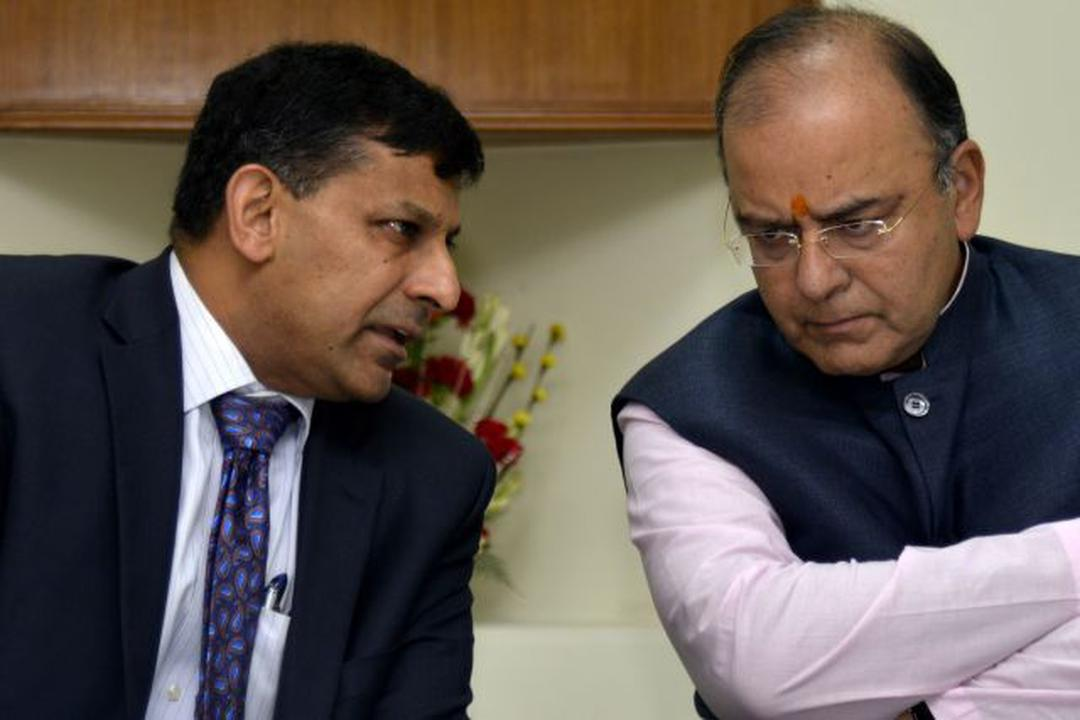 What happens when there is increased friction between government and RBI?