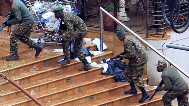 Kenyan forces kill 31 Al-Shaba