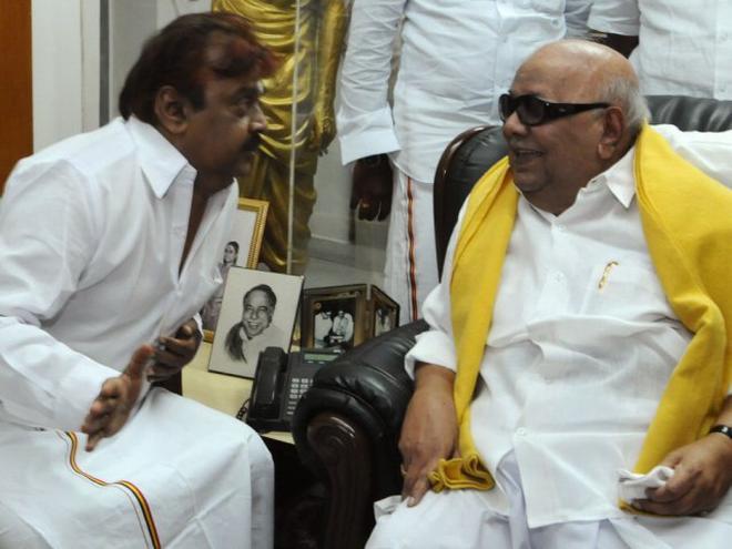 tamilnadu-dmk-leader-vijay-kanth-hospital-rumars-k