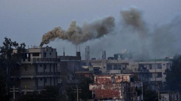 Delhi S Terrible Air Quality In Four Charts The Hindu