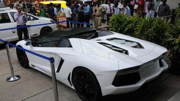 Lamborghini Opens New Showroom In Bengaluru The Hindu