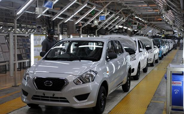 Nissan to launch Datsun GO+ MPV in 2015 - The Hindu