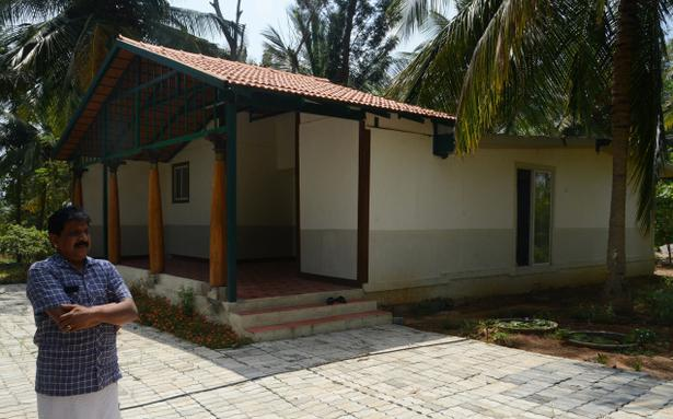 1 200 Sq Ft House Built In Just One Week The Hindu
