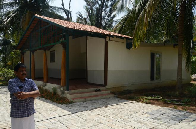 1200 Sq Ft House Built In Just One Week The Hindu