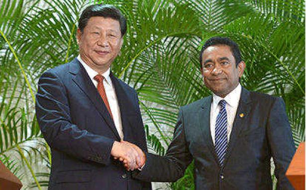 FTA with China purely commercial, says Maldives