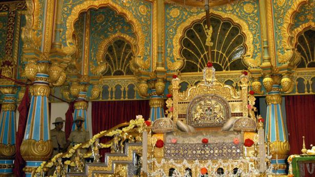 An Empty Throne This Dasara The Hindu