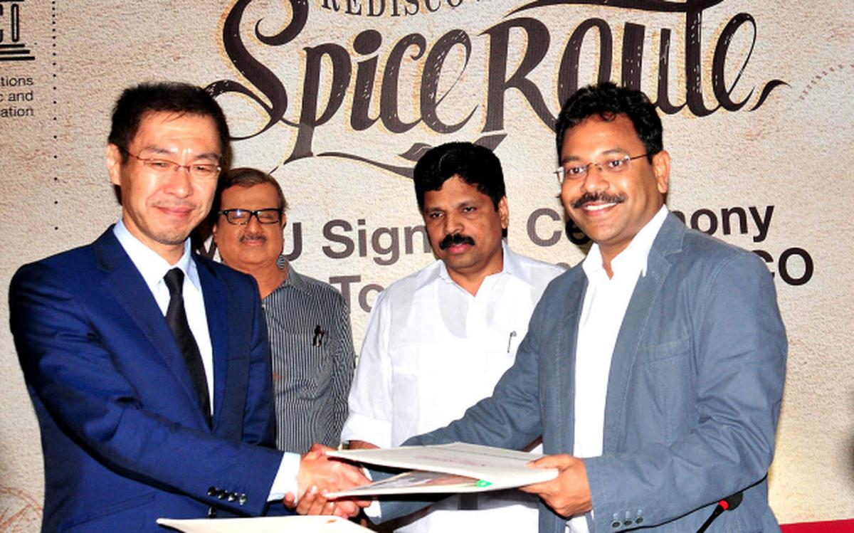 Unesco and Kerala Tourism join hands to retrace the Spice