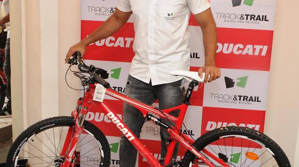 Ducati Launches 7 Super Premium Bikes The Hindu