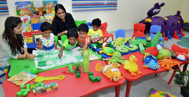 app to keep track of kids at day care the hindu