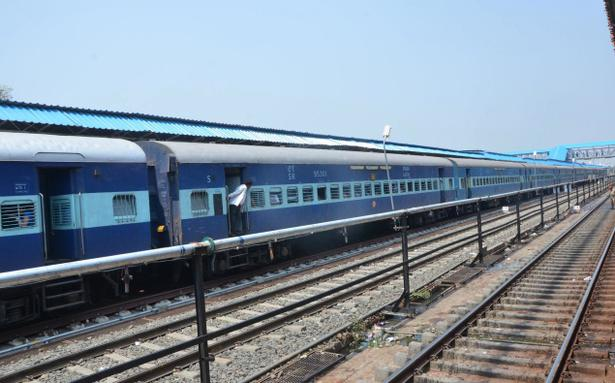 Services of several trains to be affected from September 21