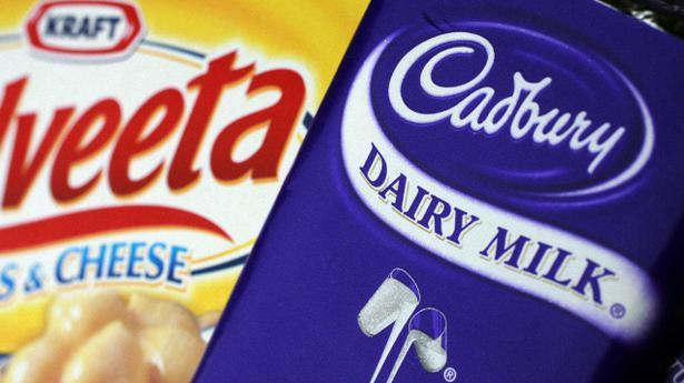 krafts acquisition of cadbury