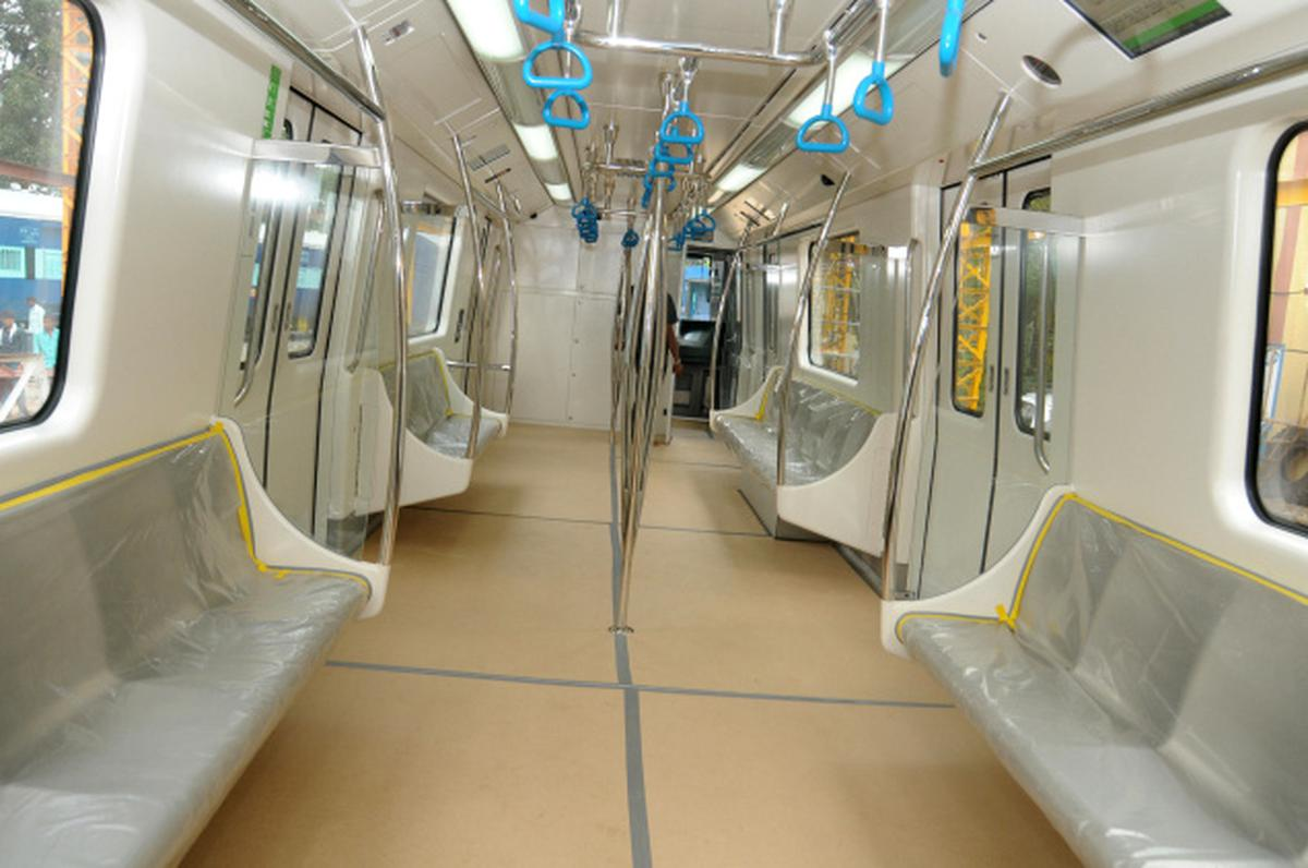 Image result for Kochi metro gears up for commissioning