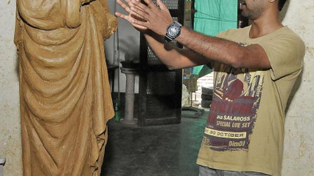 Bringing Church Art To Life Karnataka The Hindu