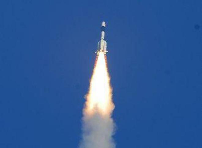 And the GSLV flew!