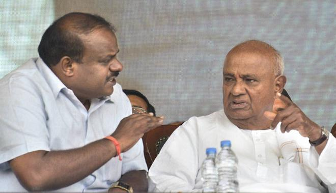 Anna Bhagya not just government scheme, but noble deed to feed poor & hungry: HD Deva Gowda
