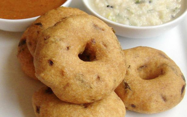 Soft crisp vadas the hindu for Arjun appadurai how to make a national cuisine