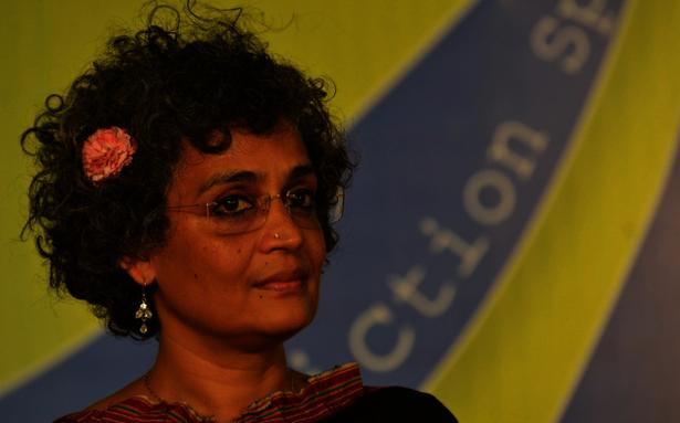 arundhati roy essay naxals Arundhati roy is some of these things, but she is also funny and kind,  i've read  most of her essays, felt the rage that jumps off the page, my.