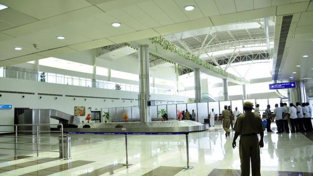 Customs Duty Revenue At Madurai Airport Increases