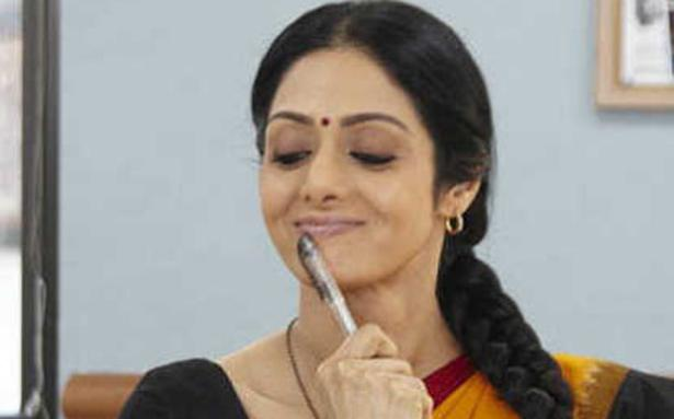 Sridevi and the Malayalam film industry: nurturing young talent