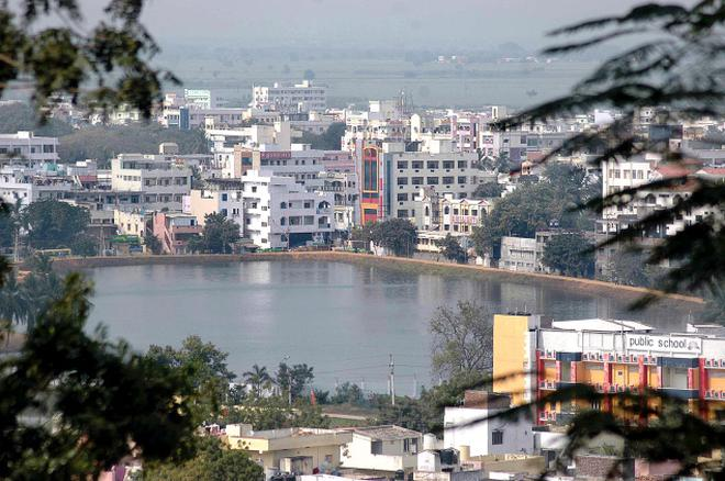 Elite root for ongole as capital of truncated ap the hindu a panoramic view of the fast developing ongole city photo kommuri srinivas malvernweather Images