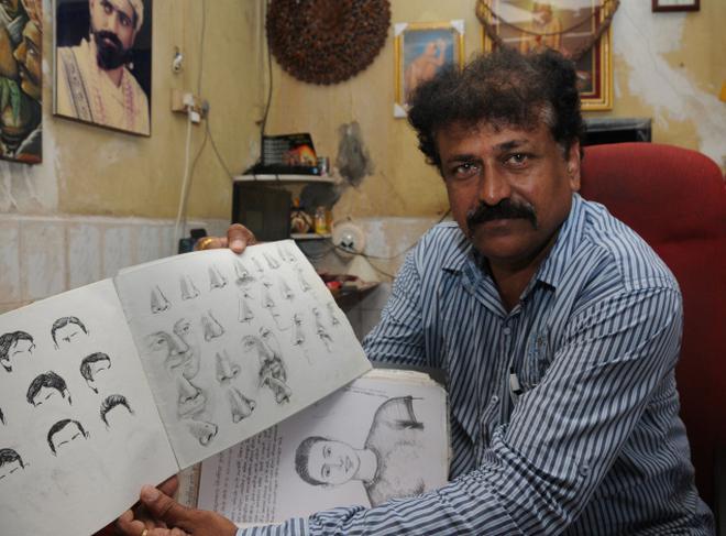 Image result for nitin yadav forensic sketch artist