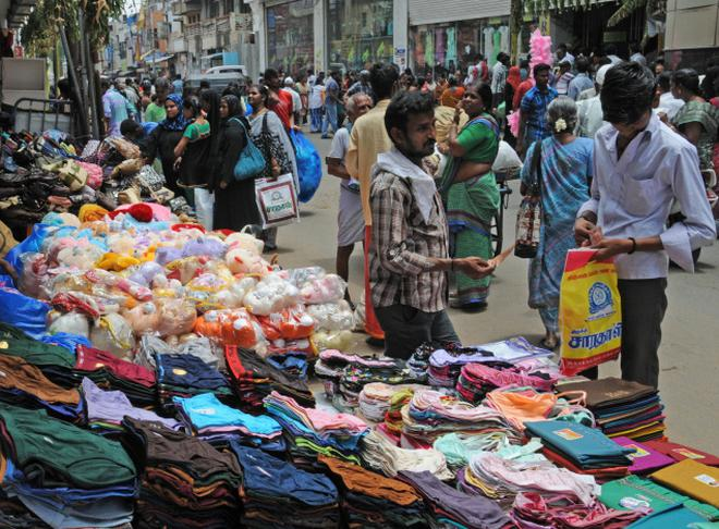 Image result for pavement shops trichy