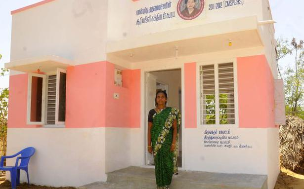 Rural Housing Scheme Brings A Ray Of Hope To Them The Hindu