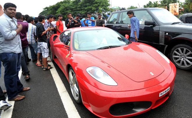 Premium Car Buyers Take Government For A Ride The Hindu