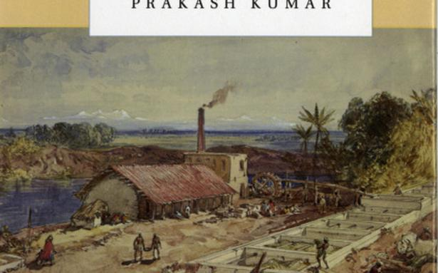 the colour of colonial rule the hindu