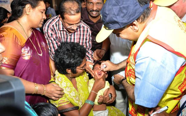 collector launches second phase of pulse polio