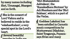 The Princess of Prosperity - The Hindu