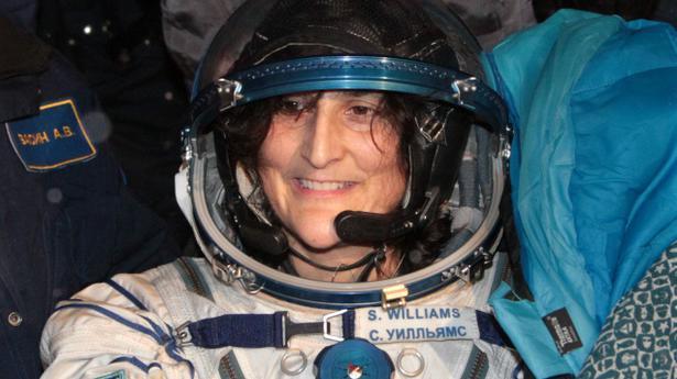 Sunita Williams 2 Astronauts Return To Earth The Hindu