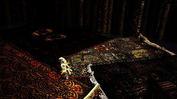 A warm carpet to walk on - The Hindu